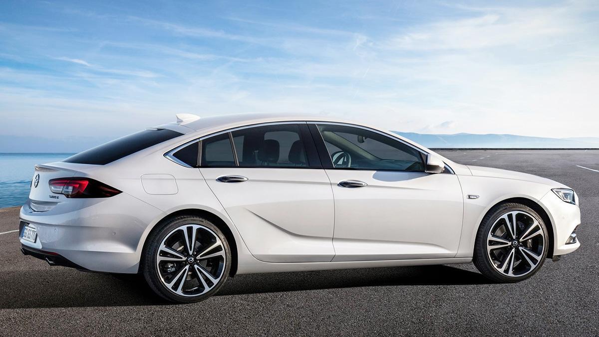 D Opel Insignia